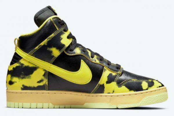 Buy Nike Dunk High 1985 Yellow Acid Wash Online DD9404-001-1
