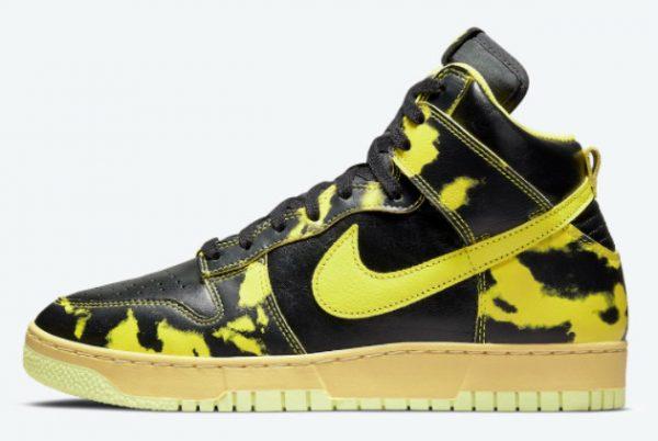 Buy Nike Dunk High 1985 Yellow Acid Wash Online DD9404-001